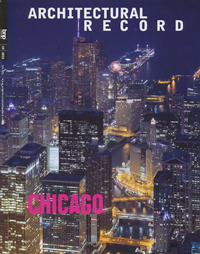 Architectural Record Cover Image